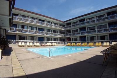 Windjammer Motor Inn Seaside Park New Jersey