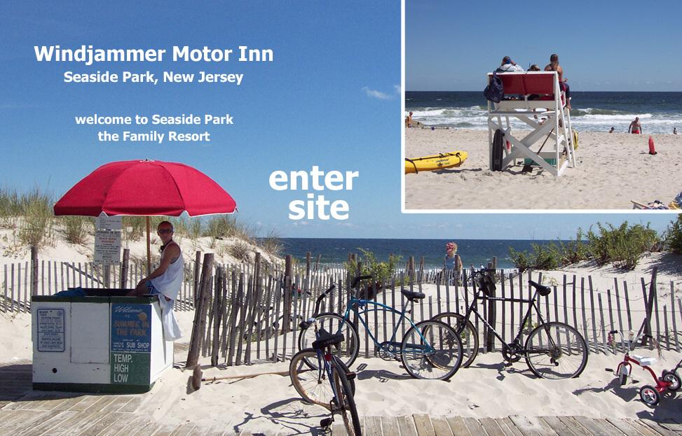 Windjammer Seaside Park Nj Motel